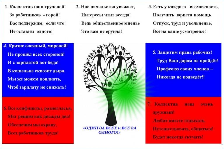 7 причин для вступления в Профсоюз работников народного образования